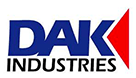 DAK INDUSTRIES Logo